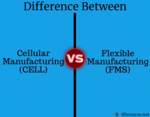 Comparison between Cellular Manufacturing and Flexible Manufacturing