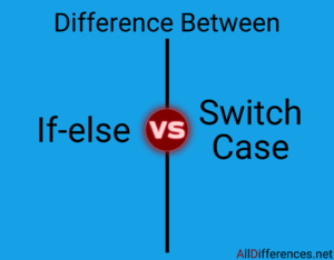 Difference Between If-else and Switch Case